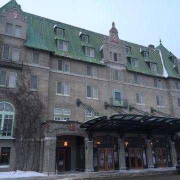 Hotel Fairmont Le Manoir Richelieu