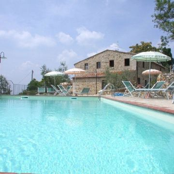 Hotel Podere Palazzolo