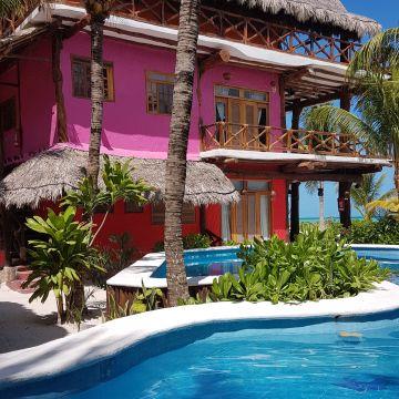 Hotel Palapas del Sol