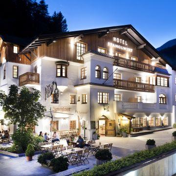 Hotel Restaurant Spanglwirt