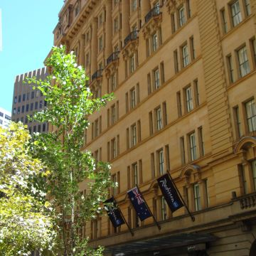 Radisson Blu Hotel Plaza