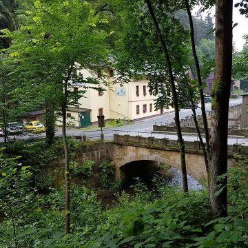 Pension Gasthaus Felsenmühle