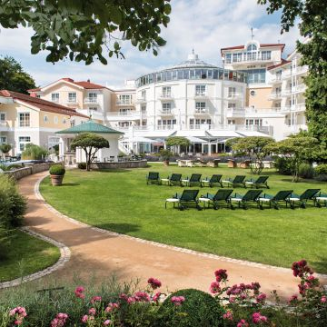 Hotel Travel Charme Strandidyll