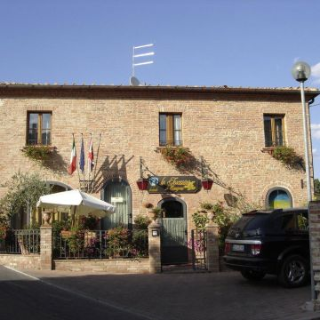 Gasthof La Toscanina di Canapone