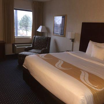 Hotel Quality Detroit/Auburn Hills