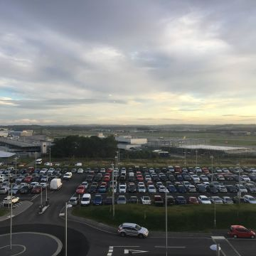 Crowne Plaza Aberdeen Airport