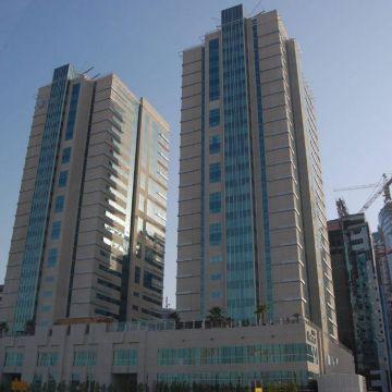 Hotel Media Rotana, Barsha
