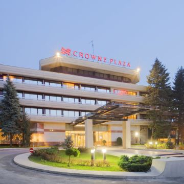 Hotel Crowne Plaza Bucharest
