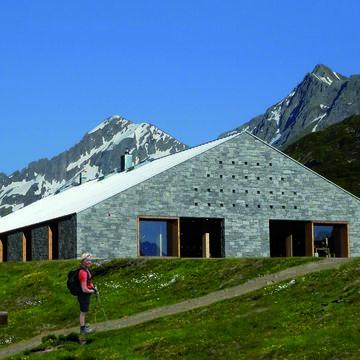 Hütte Capanna Cadagno