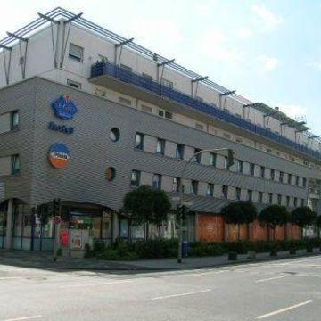 Hotel ibis budget Duisburg City am Innenhafen