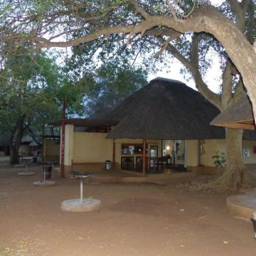 Restcamp Lower Sabie