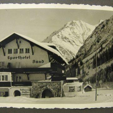 Berghotel Baad