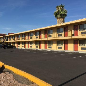 Hotel Econo Lodge Phoenix Airport