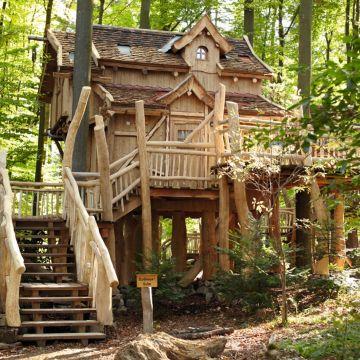 Natur-Resort Tripsdrill - Baumhäuser