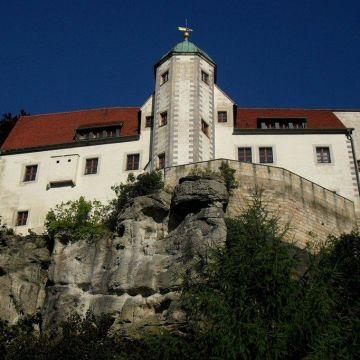 Hotel Burg Hohnstein