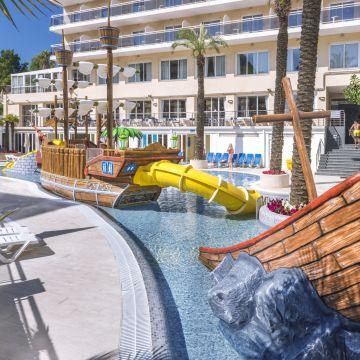 Hotel SERHS Oasis Park Calella