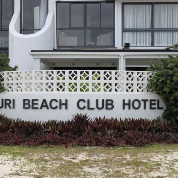 Hotel Muri Beach Club