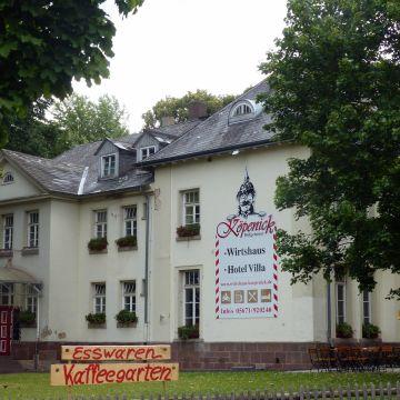 Hotel Villa Köpenick