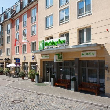 Hotel Holiday Inn Nürnberg City Centre