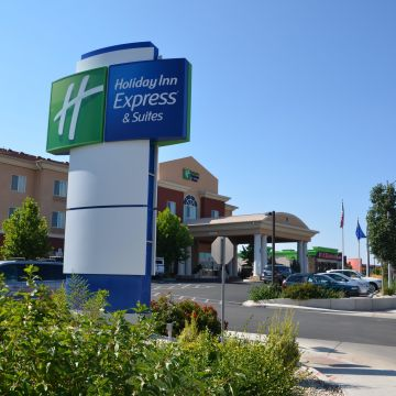 Hotel Holiday Inn Express Reno Airport