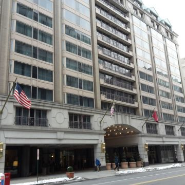 Grand Hyatt Hotel Washington