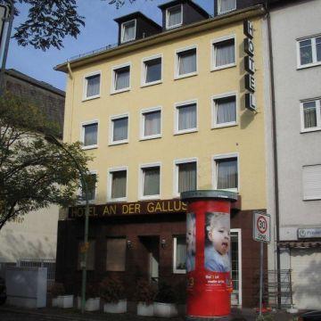 Hotel an der Galluswarte