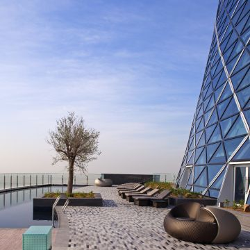 Hyatt Capital Gate Hotel Abu Dhabi
