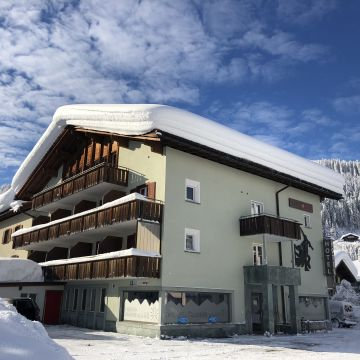 Hotel Sport-Lodge Klosters