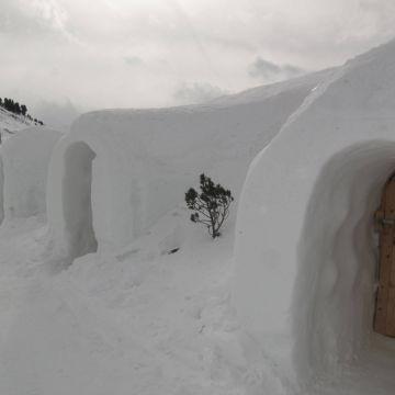 Iglu Hotel - White Lounge