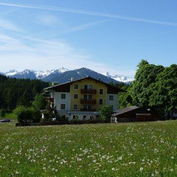 Pension Alpenglühn