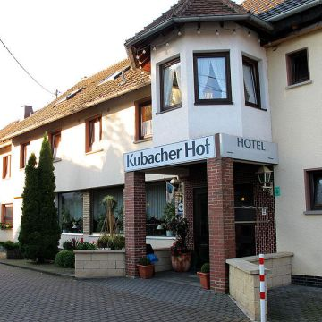 Hotel Pension Kubacher Hof