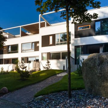 Die Strandvilla Sellin - Appartements und Penthäuser