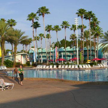 Hotel Disney's All-Star Sports Resort