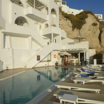 Hotel Tzekos Villas Zenos