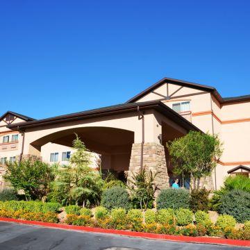 Best Western Plus Zion West Hotel