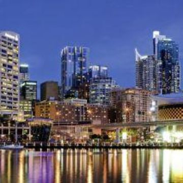 Hotel Crowne Plaza Darling Harbour