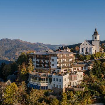 EDER Wohlfühl Hotel im Naturpark Almenland