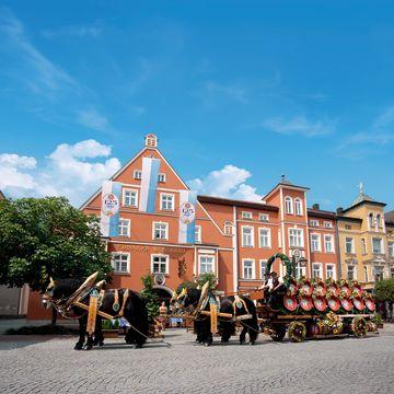 Hotel Erdinger Weißbräu