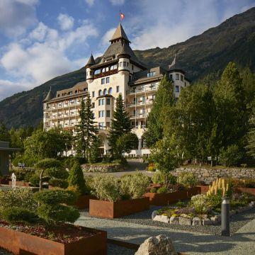 Hotel Walther Pontresina