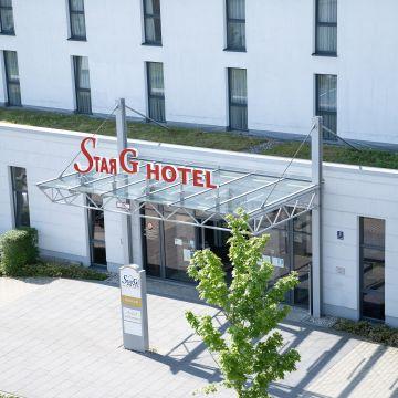 Star Inn Hotel Premium München Domagkstrasse by Quality