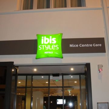 ibis Styles Hotel Nice Centre Gare