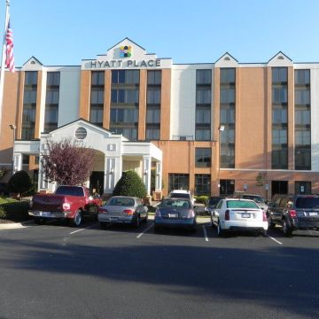 Hotel Hyatt Place Charlotte Airport