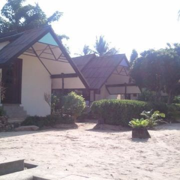 Secret Garden Beach Bungalows