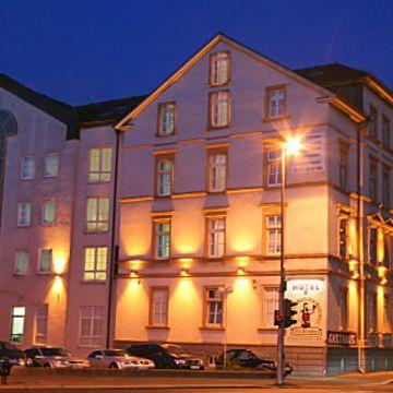 Hotel & Gasthausbrauerei Alt-Gießen