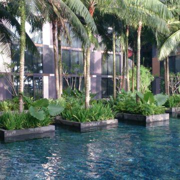 Hotel Crowne Plaza Changi Airport