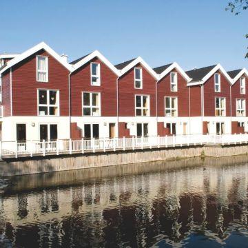 Upstalsboom Ferienwohnungen im NordseeResort Friesland