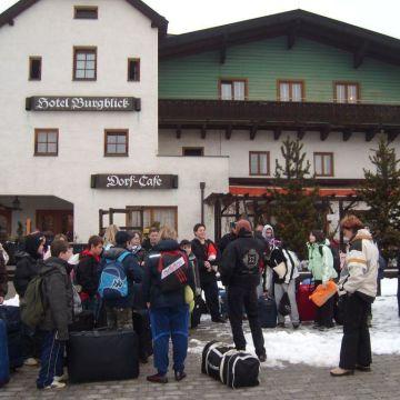 Hotel Burgblick (existiert nicht mehr)