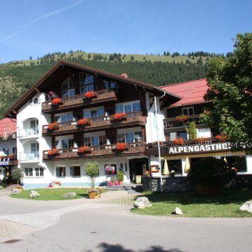 Hotel Alpengasthof Löwen Oberjoch