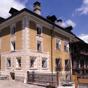 Chesa Salis Historic Hotel Engadin