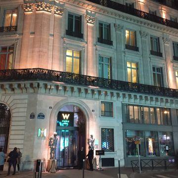 W Hotel Paris Opera